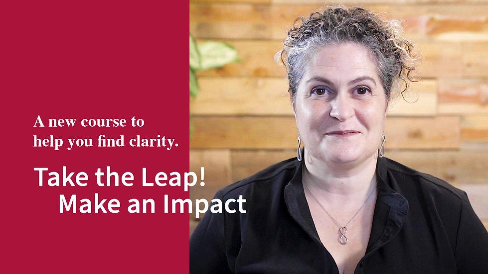 Join Take the Leap! Program