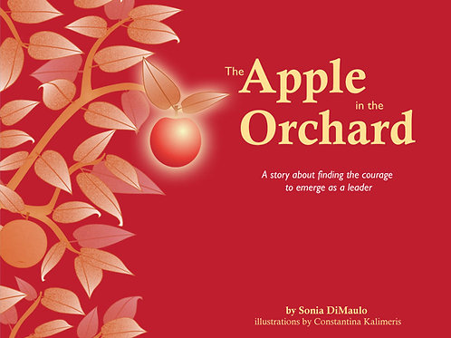The Apple in the Orchard Book