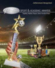 Premier Sport academic awards catalog.jp