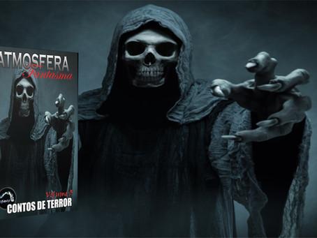 Atmosfera Fantasma Vol. 3 - Campanha e autores aprovados