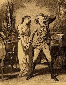 Os Sofrimentos do jovem Werther, de Goethe