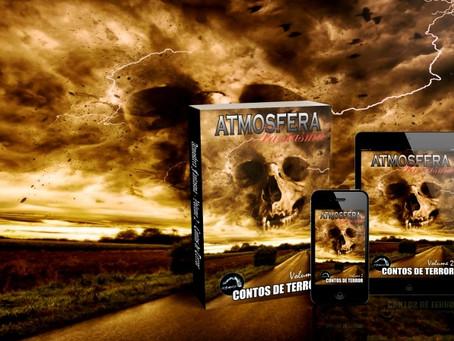 Aprovados na Antologia Atmosfera Fantasma