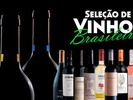 6 vinhos brasileiros que eu recomendo!