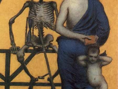 Decantação da Morte