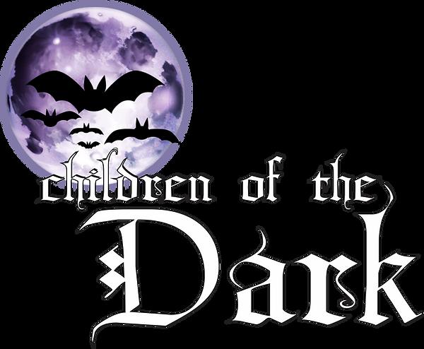 Logo Children of the Dark Branco