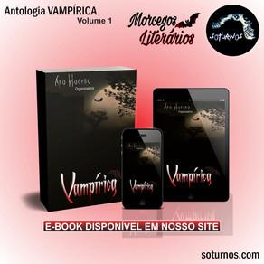 Vampírica Vol. 1 já tem E-book