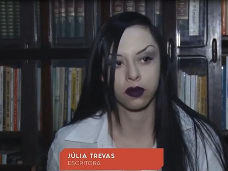 Registro - Entrevista com Júlia Trevas