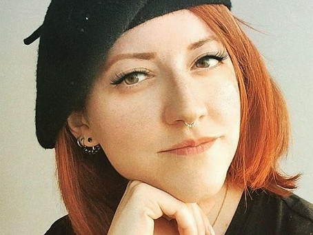 Mia Sardini - Convidada na antologia Vampírica