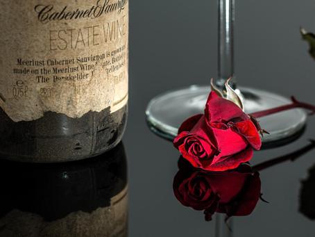 Um brinde com vinho - Novos capítulos