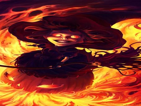 A Bruxa e a Fogueira