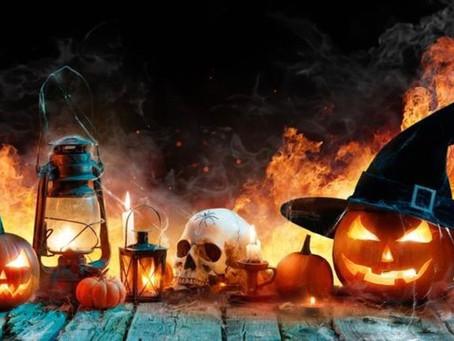 O especial Halloween já começou!