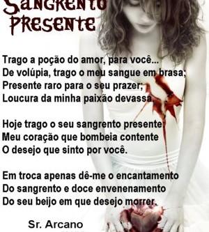 Sangrento Presente
