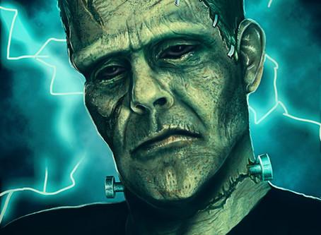 """Frankenstein"", de Mary Shelley."