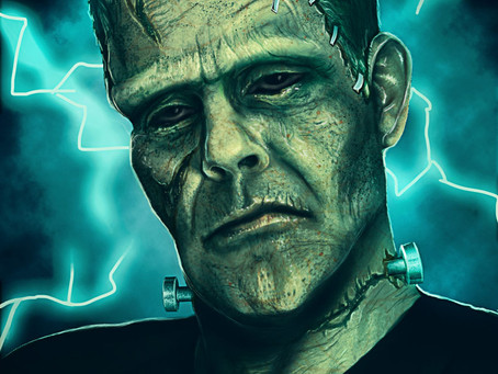 """Frankenstein"", de Mary Shelley."