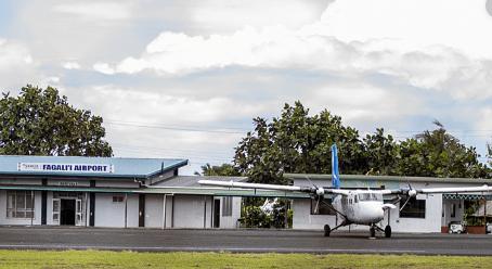Fagali'i airport in Samoa closes permanently