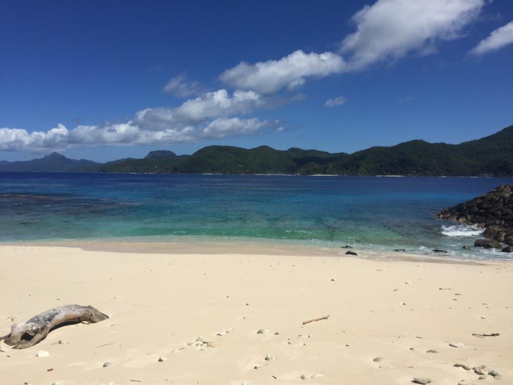 Aunu'u beach