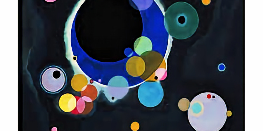 Kids Class: Circles, Circles, Circles... Inspired by the artist Wassily Kandinsky