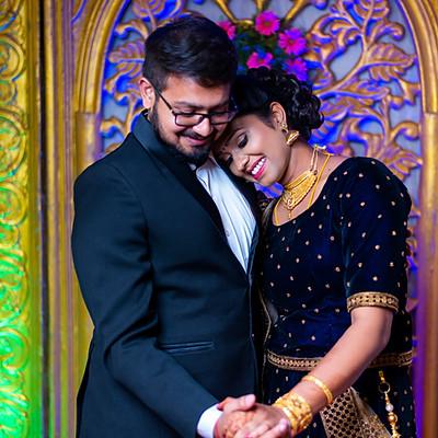 Suresh weds Athira