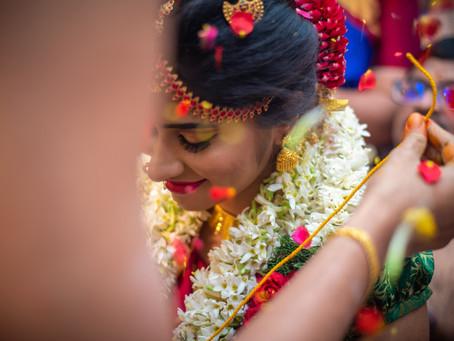 It is a lot like love - Sindhu&Bharath's TamBrahm Wedding