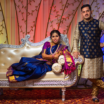 Rajagopal weds Lavanya