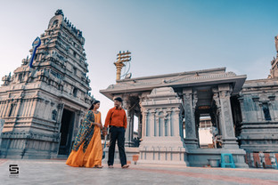 Madhu Arul Pre-Wedding Shoot