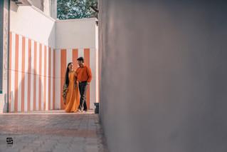 Madhu Arul Pre-Wedding Shoot