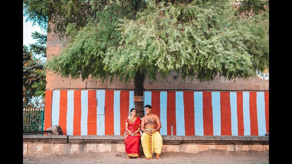 Narayanan weds Anusuya - Teaser - Collab shoot with Stories by Vinod