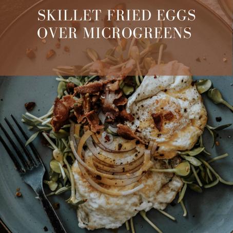ไข่กระทะสไตล์ Barebones