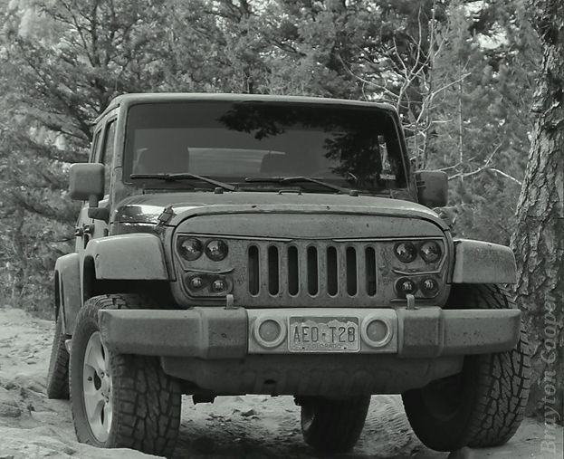 Jeep Wrangler, Oracle Vector Grill
