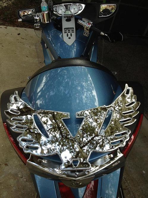 Vision Winged V Rack for Trunk & Backrest