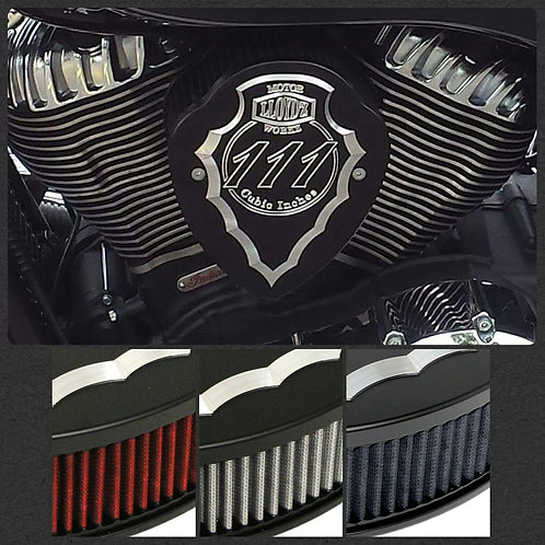 Indian Arrowhead Hi-Perf Air Intake