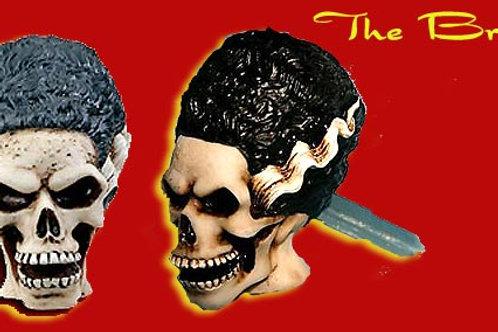 Frankenbride Skull