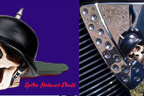 German Spike Skull