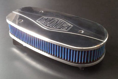 Lloydz Air intake for Steel Frame Victorys '08 and newer