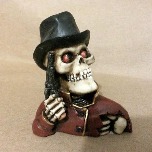 Gunslinger Skull