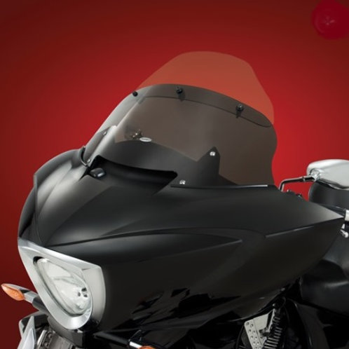 Victory Cross Country and Magnum Adjustable Windshield