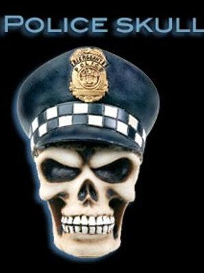 Police Skull
