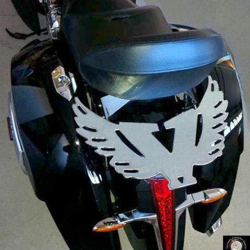 XC Winged V Rack for Trunk & Backrest