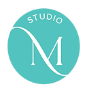subtype logo studio M turquoise reverse-