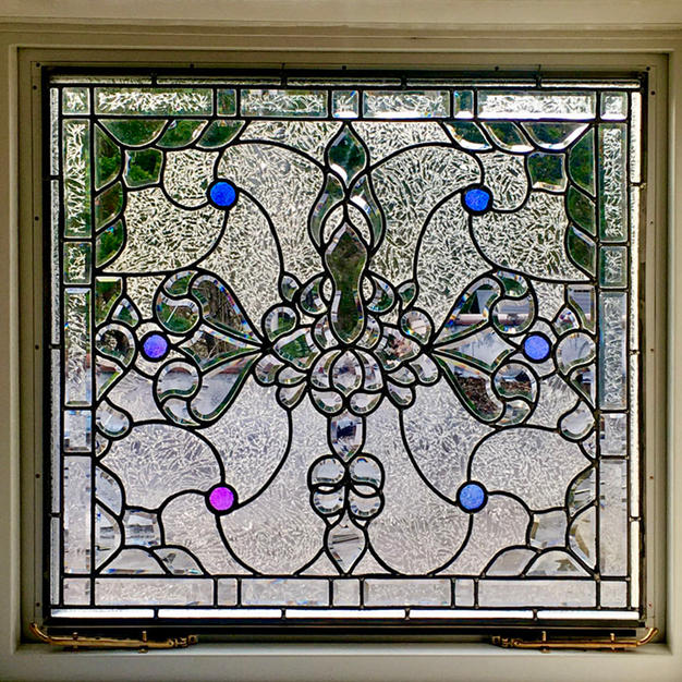 Swirls of Stained Glass