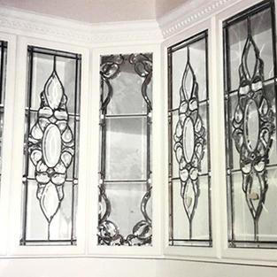 Kitchen Stained Glass Windows