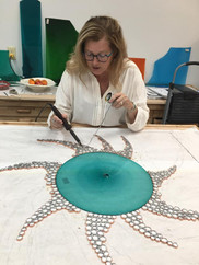 Creating pattern for baubles