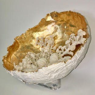 Gold Orb de la Mer