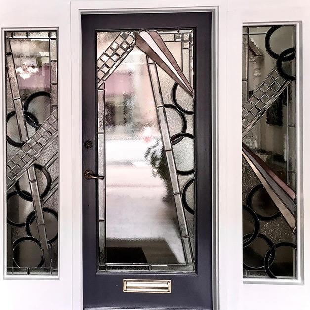 Studio M Front Door