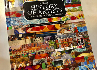 A Brief History of Artists in Eastern North Carolina
