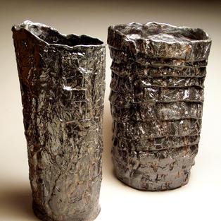 Vase of Coils