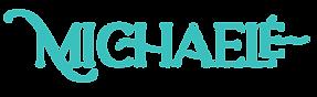 Michaele logo artist in gc turquoise-01.