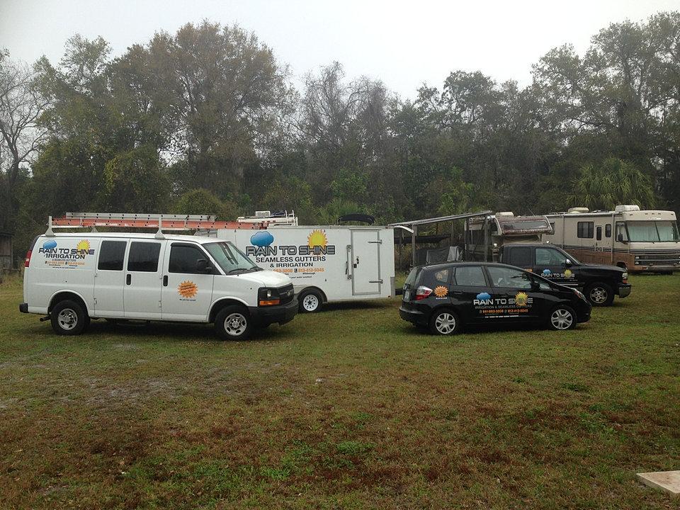 Rain To Shine Sarasota Gutter Installation And Irrigation
