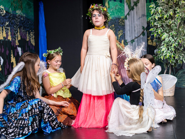 The Fairies and Titania Mammoth 2018 Midsummer