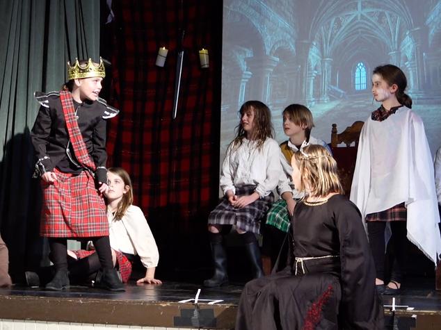 Ghost of Banquo La Crescenta Fall 2018 Macbeth